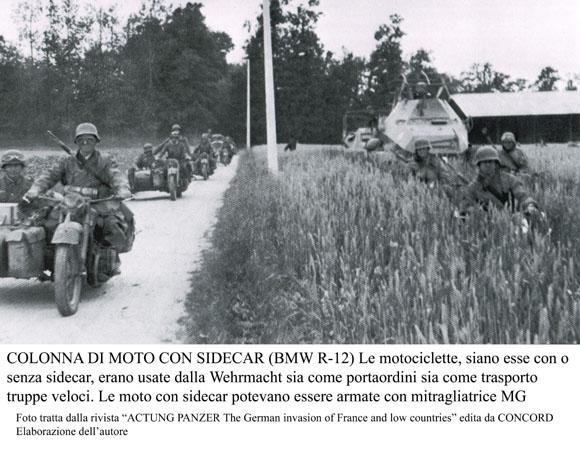 Le armate tedesche danno inizio al Fall Gelb (piano giallo